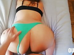 I fucked sister's huge ass
