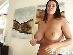 Busty babe Allison Tyler Gets tight Ass licked at AllAnal!