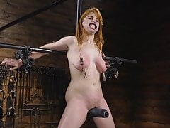 Penny Pax Returns to Device Bondage