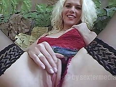 Horny Milf Anna makes a sex confession