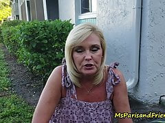 Cumming in Mommy's Mouth, Pussy and ASS!
