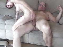 Man with Very Big Dick