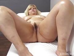 big tits mature casting