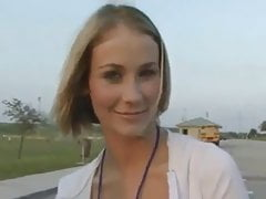 Horny MILF with a Stranger During Vacation
